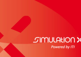 SimulationX with red background